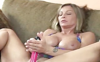 breasty mother i leeanna fucking her cum-hole