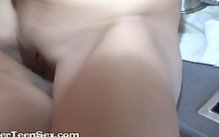 oriental legal age teenager vagina is the tightest