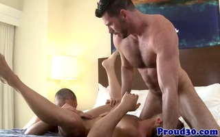 built homosexual group sex with large guys