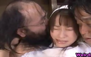 d like to fuck mika osawa receives fake penis on