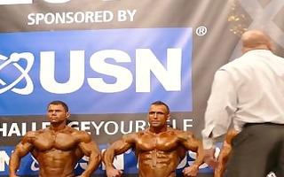 musclebulls results - class 6 - nabba universe