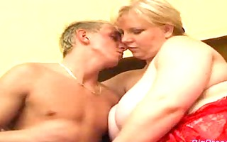 biggest scones sweetheart receives fucked by a