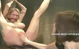perverted indecent lesbo bondage sex video