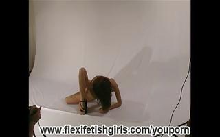 flexi nadja spreading wet crack (clip)