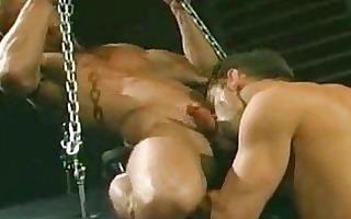 str boy in twink bondages