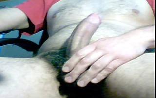 hawt daddy large uncut pounder