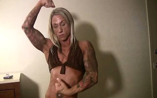 christina taylor works out
