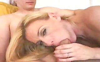 hubby watches wife fuck juvenile fellow