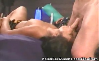 hawt oriental sweetheart teasing and dong