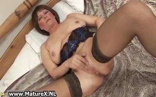 dirty old mama in hawt underware fucking part8
