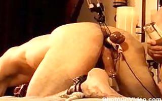 cbt predicament bondage...if move it is hurts