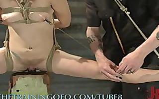 sex slave endurance trainging