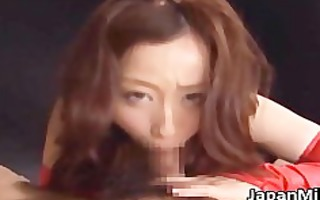 greatly lustful japanese milfs engulfing