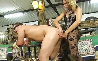 t-girl dominates boyz gazoo