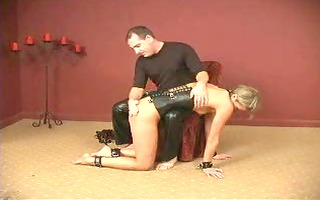 misbehave acquire spanked