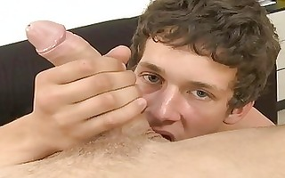 filthy oral for lusty homo