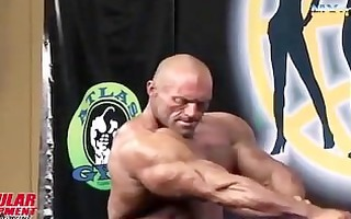 musclebull martin: ifbb tijuana pro show 1245