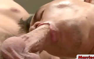 married dude receives his rectal hole rimmed part5