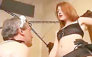 sissy spouse sucks pounder for wife sadomasochism