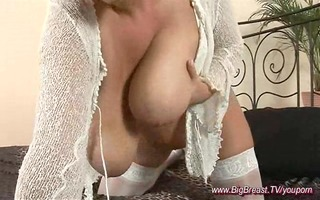 monster breast mother i expecting for