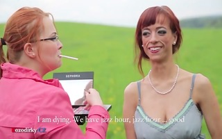 mom and daughter lesbo adventure