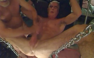edging dad fine
