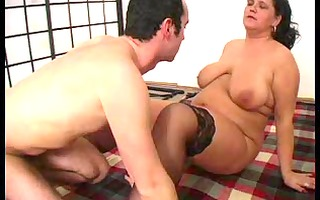 hot mama n3311 dark brown big beautiful woman