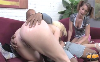 daughter acquires a creampie from darksome in