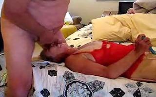 dad cum on face of mummy. great stolen episode !