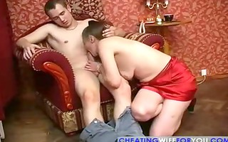 russian older mommy drilled