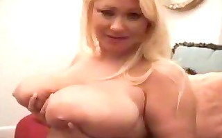 breasty sexually excited big beautiful woman
