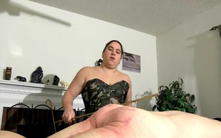 female-dominator plush corporal torture