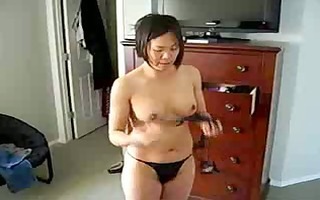 lewd chinese mother i shows titght body
