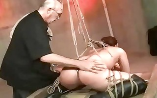 shibari rope thraldom and flogging