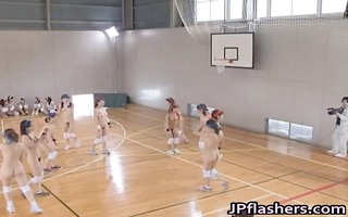 free jav of oriental basketball players are part1