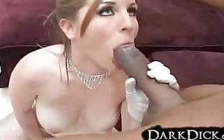 white wife screwed by darksome stud underware