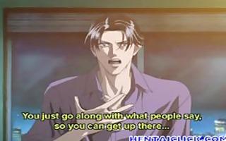 impressive manga homo hardcore analsex