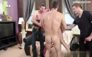 lustful daughter round a-hole fuck