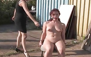 unrepining villein surrenders her enjoyable wet