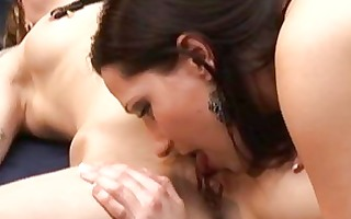 arizona and ashlee blindfolded lesbo sex