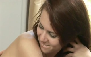 my stepmother wants lesbian sex with me