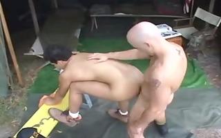 army policeman fucks young boyfrend