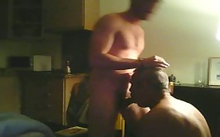 non-professional young homosexual lad and matture