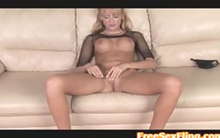 sexy blond d like to fuck jerilyn paige goes solo