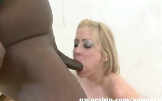 golden-haired d like to fuck sucks and copulates