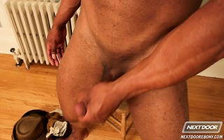 enriques a strong virile young man with a