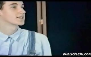 vintage homosexual otk flogging