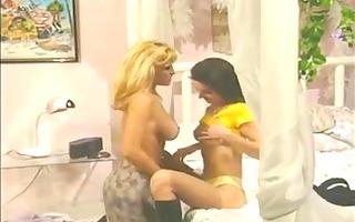 lesbians retreat by bangie