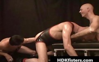 bizarre hardcore homosexual fisting part9