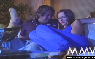 mmv films classic porn wench gets drilled